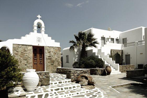 San Giorgio, Mykonos