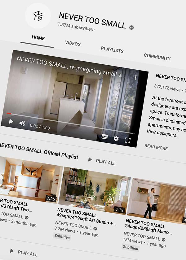 Design Inspiration on YouTube: Home Interior Design Most Viewed Channels