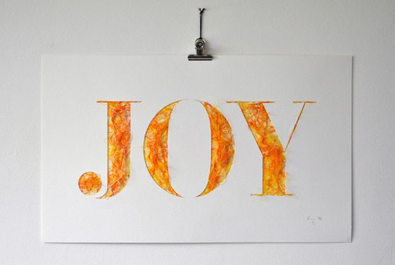 The Joy of Living at designjunction