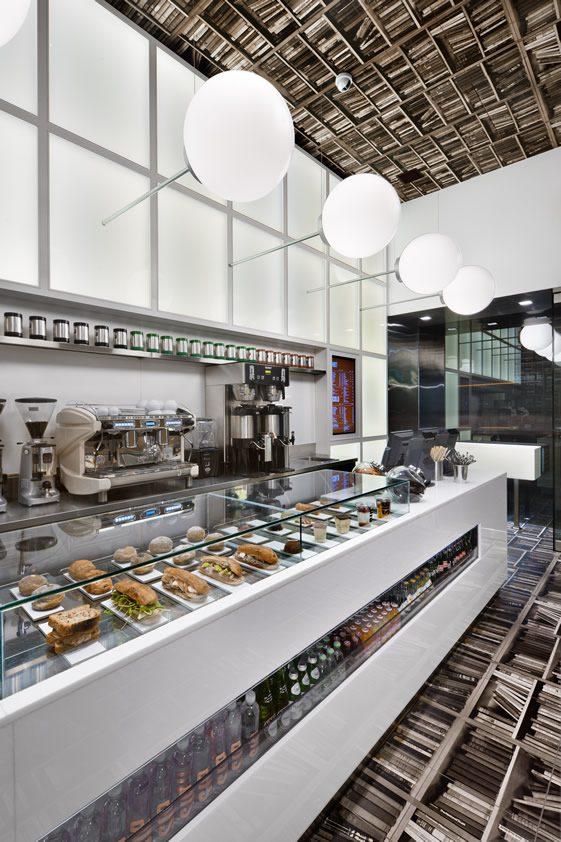 D'Espresso, New York