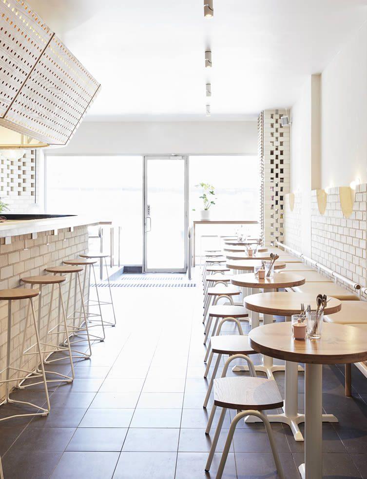 The Dessert Kitchen Sydney, Chinatown Restaurant Designed by Matt Woods
