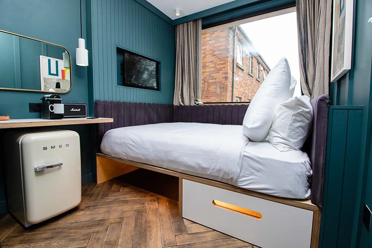 The Devlin Dublin Design Hotel