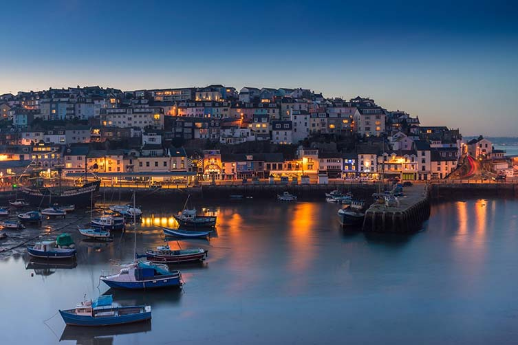 Brixham, The English Riviera