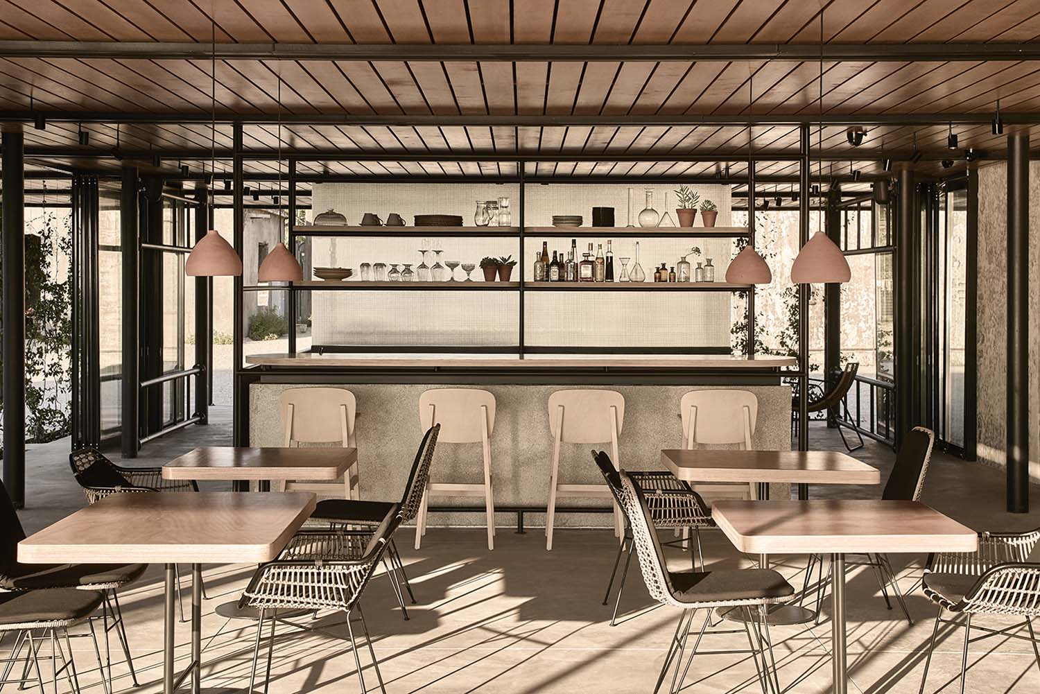 Dexamenes Seaside Hotel, Peloponnese Design Hotel by K-Studio