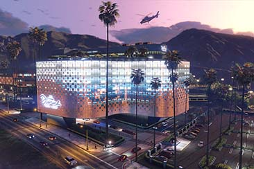 GTA's Diamond Casino & Resort