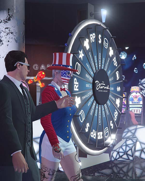 GTA's Diamond Casino & Resort