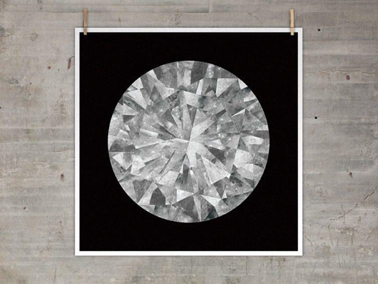 Diamonds in Art and Design