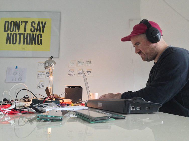 Digital Revolution Exhibition at Barbican, London