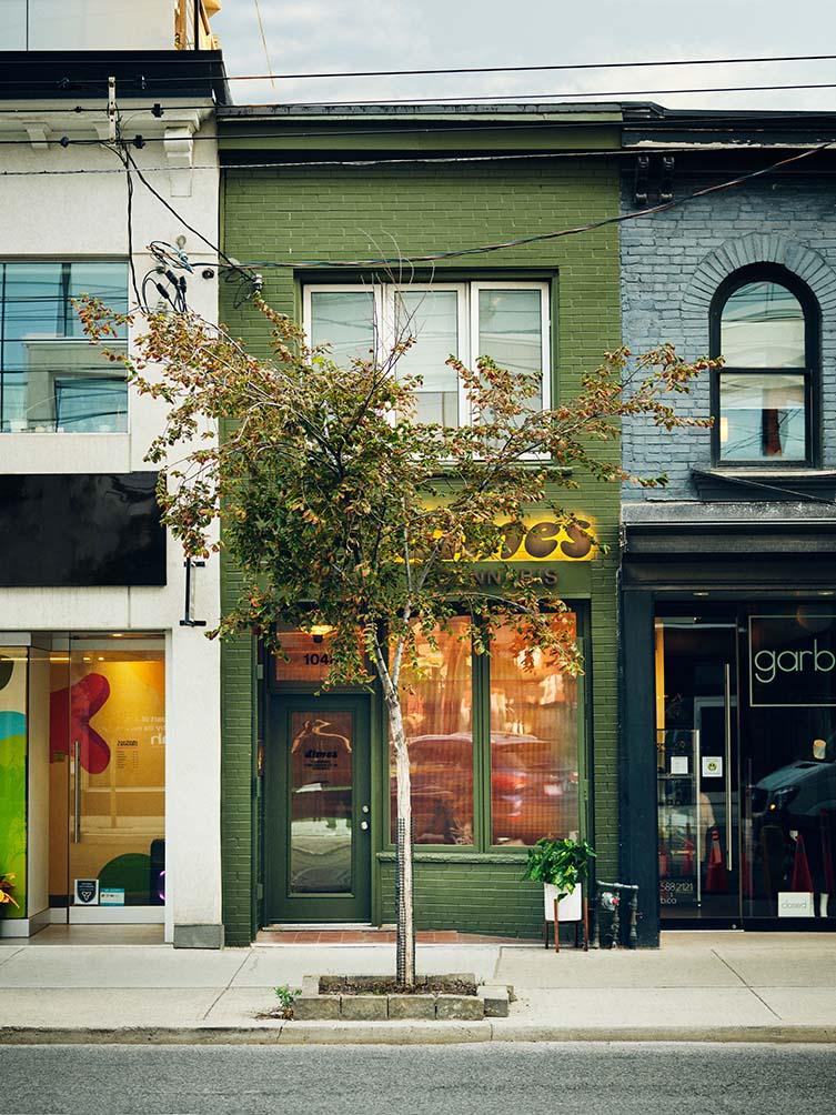 Toronto Weed Shop Designed by FutureTriibe and Indeks