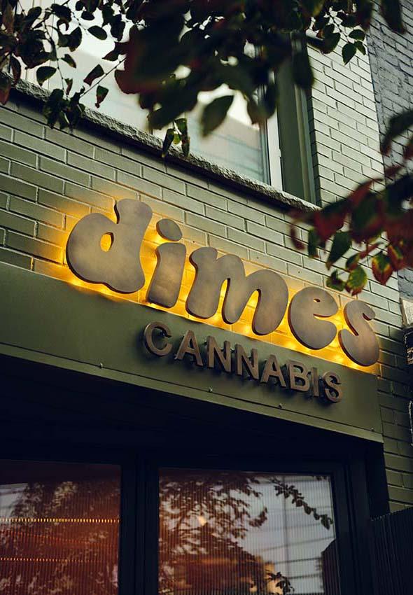 Dimes Cannabis Toronto