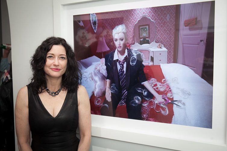 Dina Goldstein Fallen Princesses And In The Dollhouse