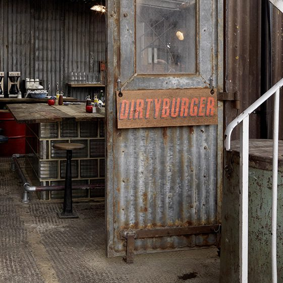 Dirty Burger, London