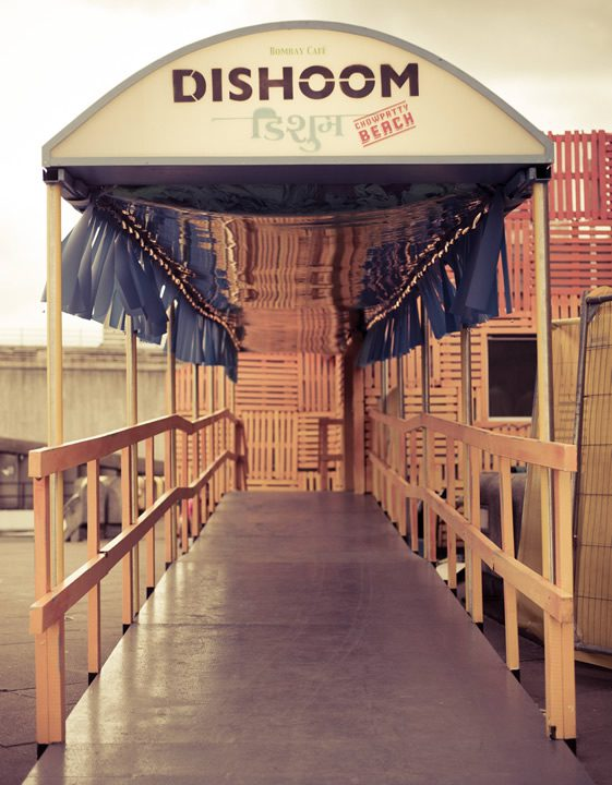 Dishoom Chowpatty Beach Pop-Up, South Bank