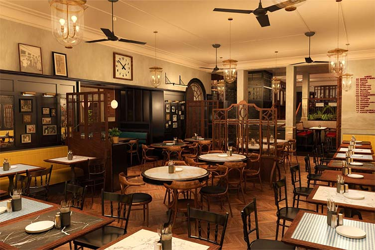 Much-Loved London Irani Café, Dishoom, Is Set To Open In Manchester