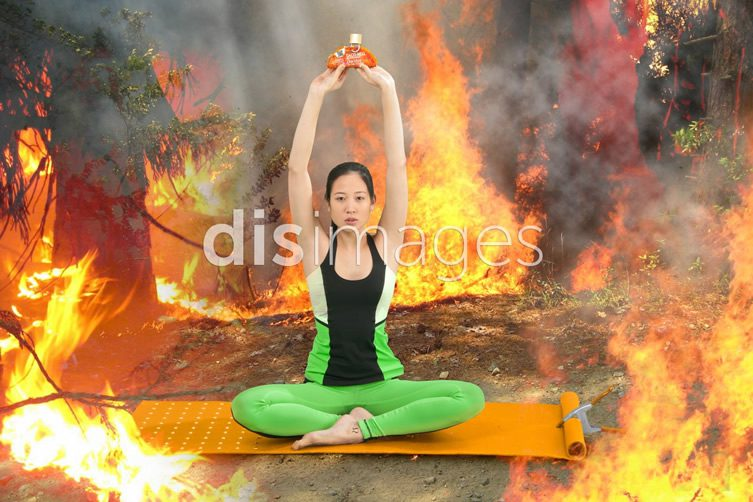 Subverting the Stock Image Library