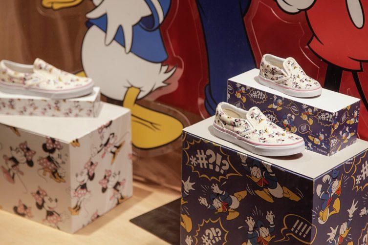 Disney x Vans at House of Vans, London