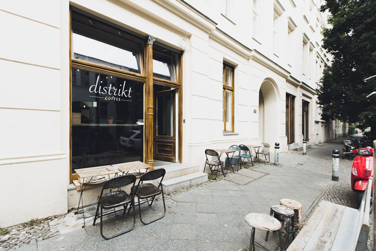 Distrikt Coffee Berlin
