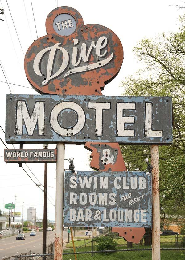 Dive Motel Nashville