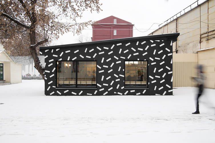 Memphis design exterior