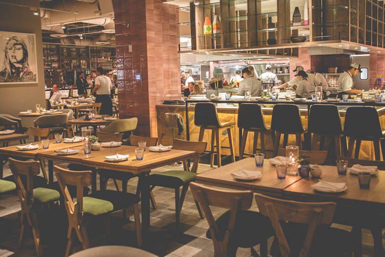 DOA South Beach Miami, South Beach LatAsian Restaurant by Arjun Waney