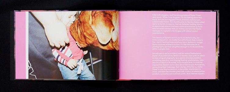 Sipke Visser — Doggies Book