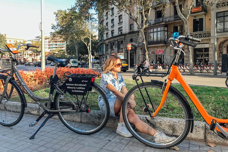 Donkey Republic: 24/7 App Bike Rental Barcelona