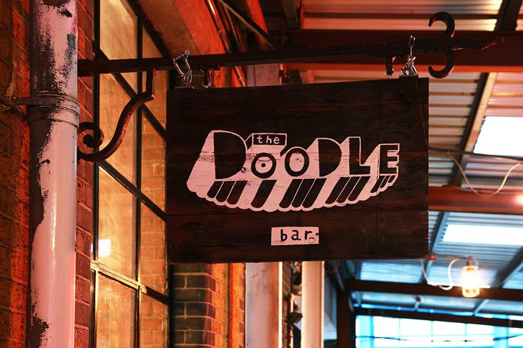 The Doodle Bar, Battersea