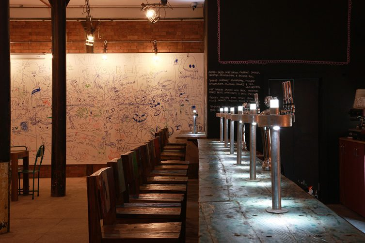 The Doodle Bar, London