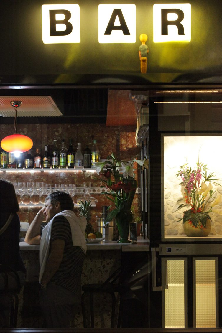 Dos Palillos — Barcelona