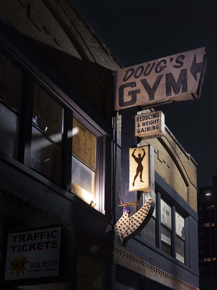 Norm Diamond, Doug's Gym: The Last of Its Kind Published by Kehrer Verlag