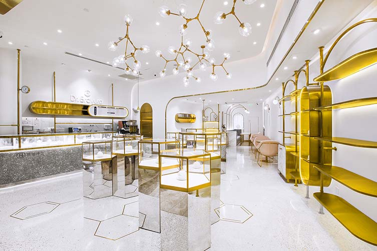 Dr. Bravura Bird's Nest Drink & Dessert Store Shanghai