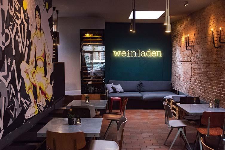 Weinladen St. Pauli Hamburg