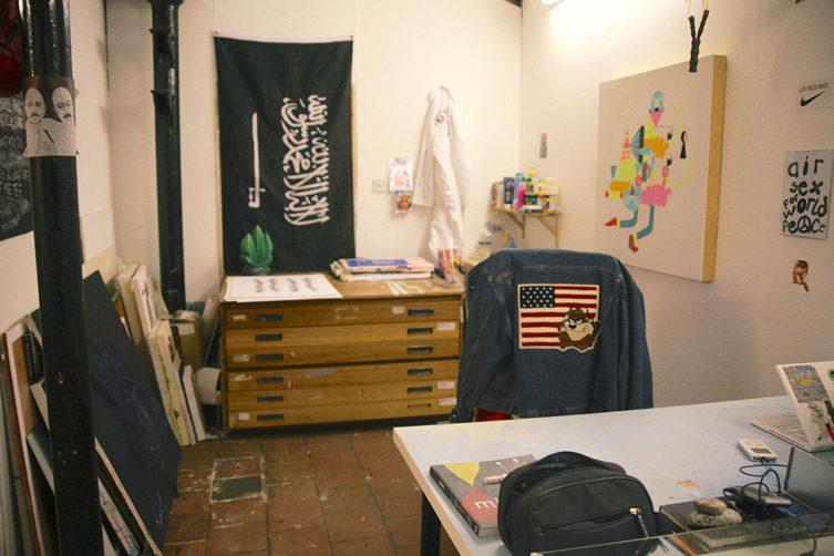 DR.ME Studio Visit