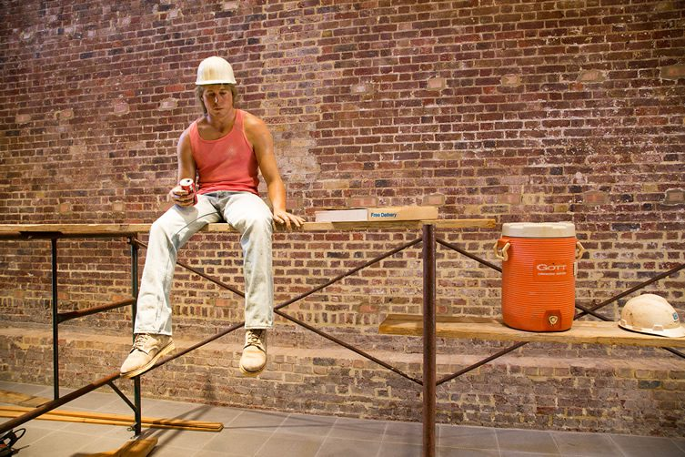 Duane Hanson at Serpentine Sackler Gallery, London