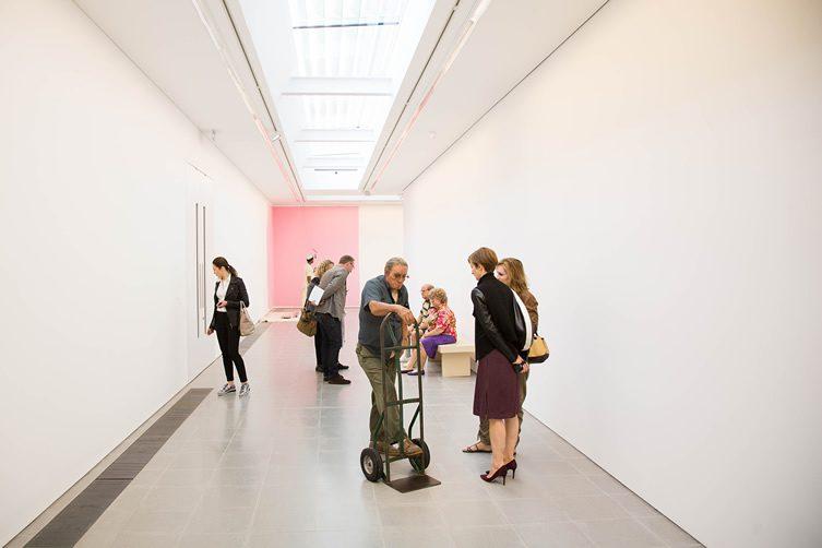 Duane Hanson at Serpentine Sackler Gallery, London