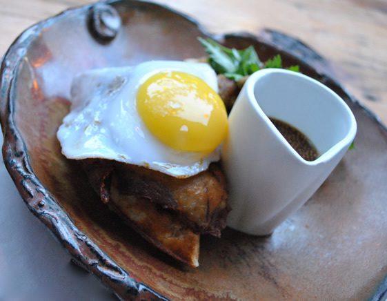 Duck & Waffle, London