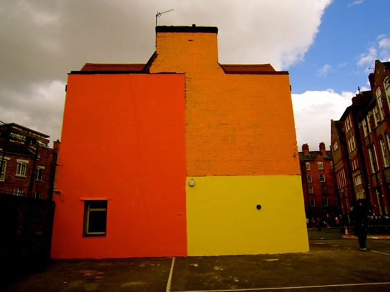Dulux 'Let's Colour' Project