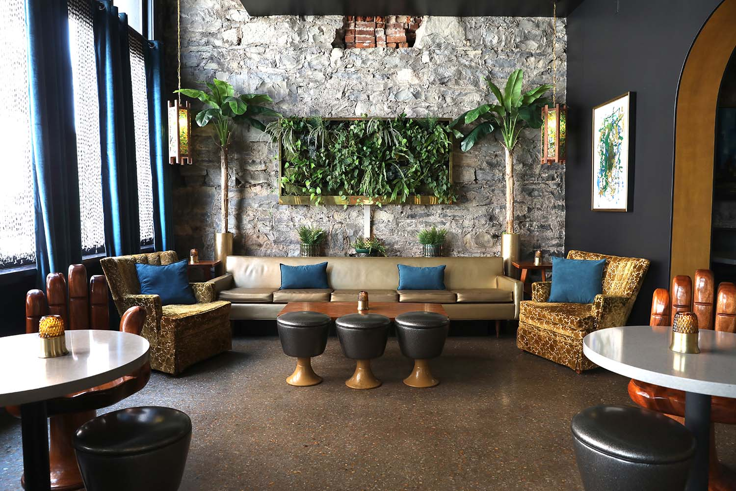 The Dwell Hotel Chattanooga, Tennessee Design Hotel