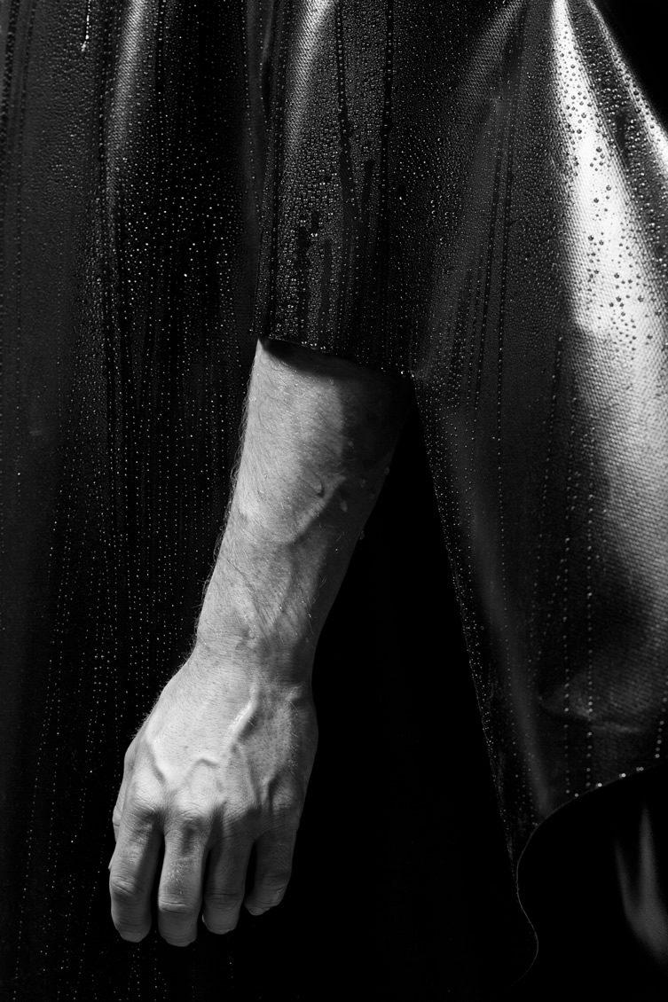 Dystopian Brutalist Outerwear — Martijn van Strein