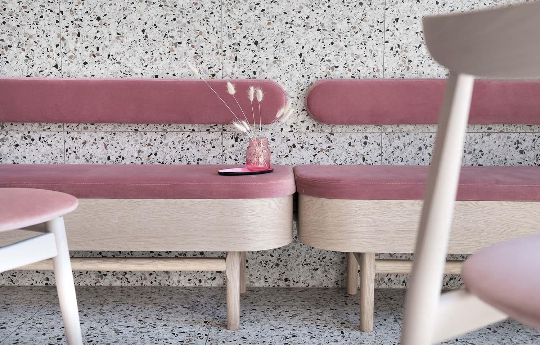 Dzień Dobry Lody Gdynia Ice Cream Café Designed by studioturbo.pl