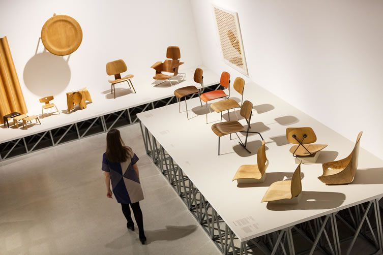 The World of Charles and Ray Eames at Barbican Art Gallery