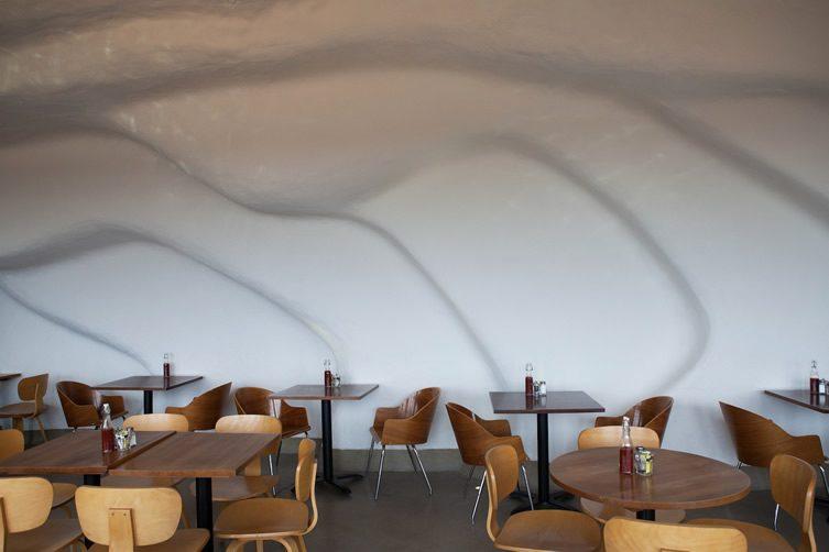 ... Littlehampton East Beach Café And The Longest Bench, Littlehampton ...