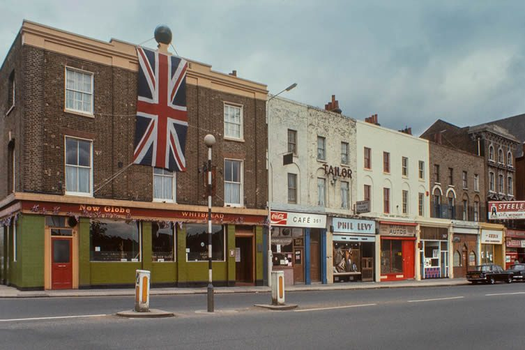 David Granick, East End in Colour 1960-1980