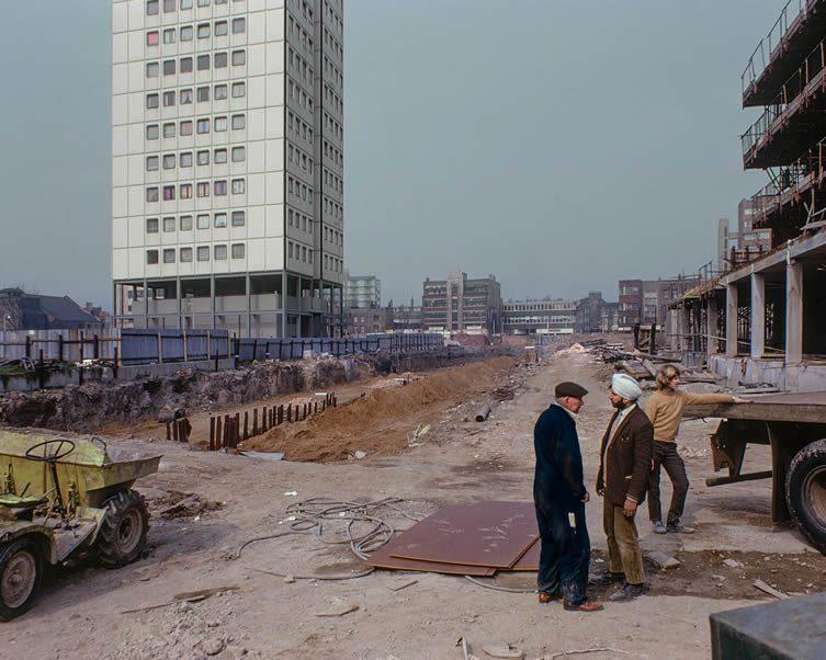 Colour Photographs of London East End