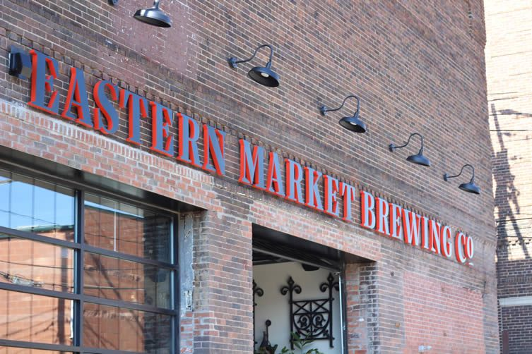 Eastern Market Brewing Co Detroit