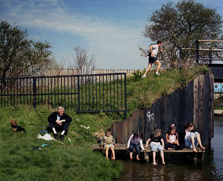 Polly Braden and David Campany Adventures in the Lea Valley
