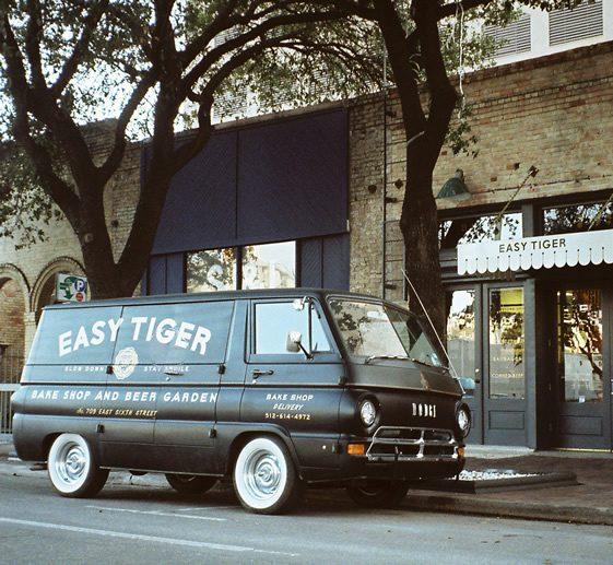 Easy Tiger, Austin