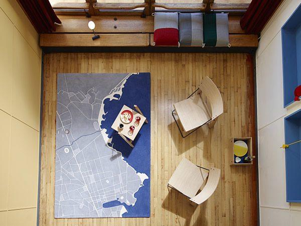 Appartement 50 at Cité radieuse, Marseille