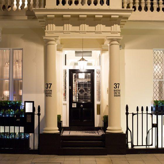 Eccleston Square Hotel