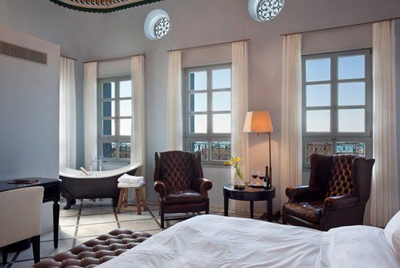 The Efendi Hotel, Israel